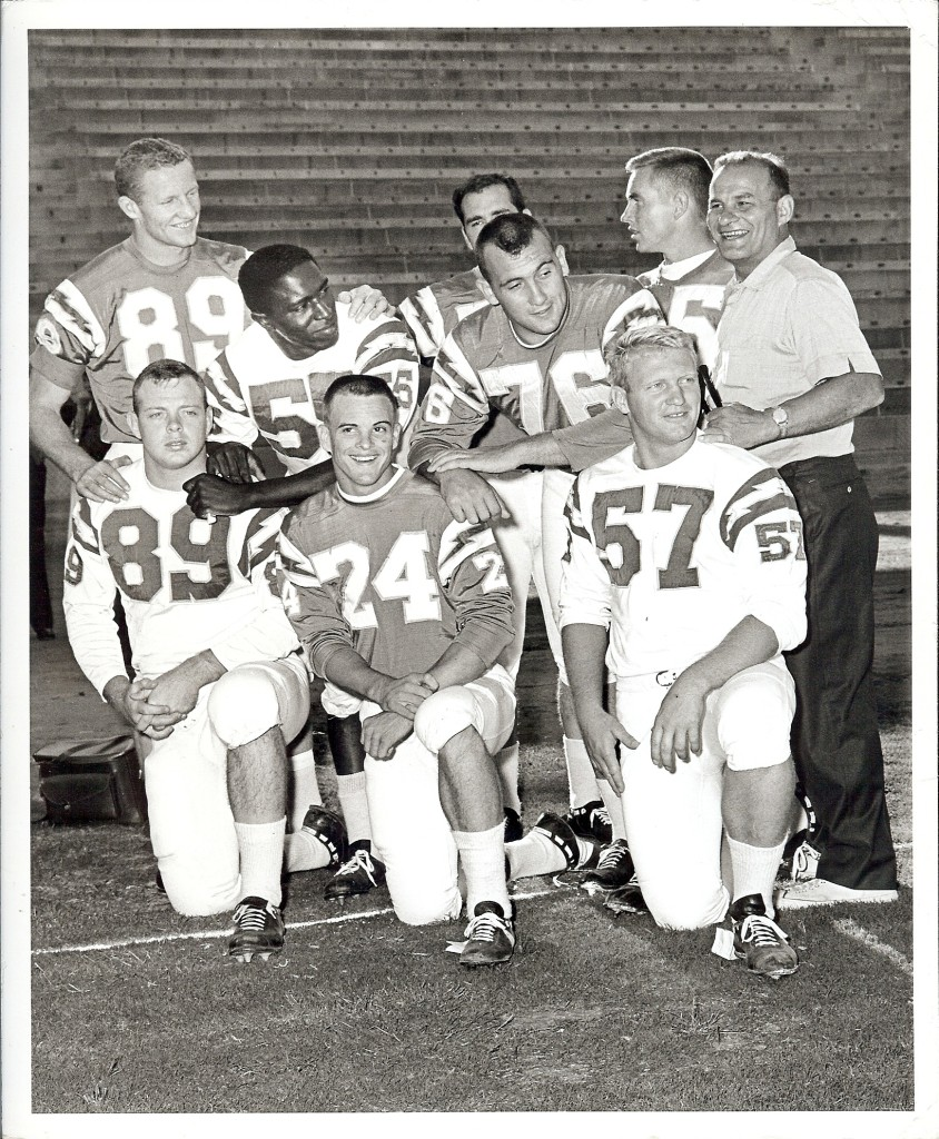 Chargers 1962 college all stars