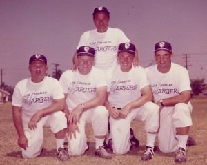 1960 Chargers Coaching Staff