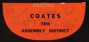 Coates flyer