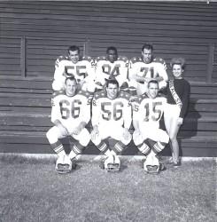 1963 AFL All Star Game, Buffalo Bills