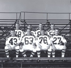 1964 AFL All-Star Game, Houston Oilers