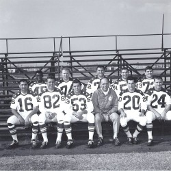 1964 AFL All-Star Game, Boston Patriots