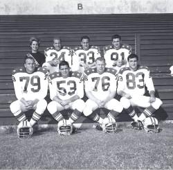 1963 AFL All Star Game, Boston Patriots