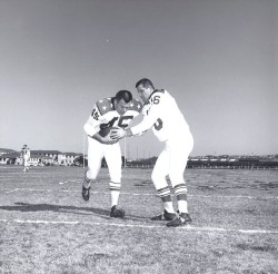 1963 AFL All Star Game, George Blanda, Dick Christy