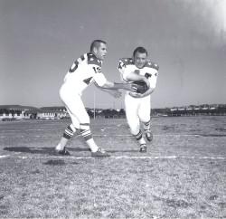 1963 AFL All Star Game, Jack Kemp, Charlie Tolar
