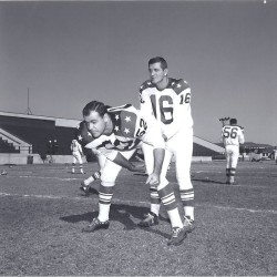 1963 AFL All Star Game, Bob Schmidt, George Blanda