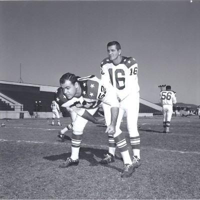 1963 AFL All Star Game, Bob Schmidt, George Blanda