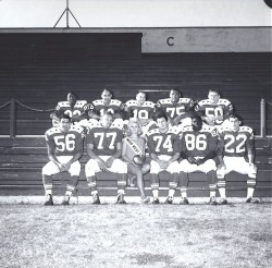 1964 AFL All-Star Game, San Diego Chargers