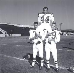 1963 AFL All Star Game, Tom Sestak, Charlie Tolar, Dick Klein