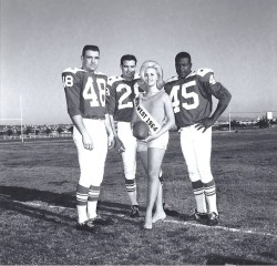 1964 AFL All-Star Game, Duane Wood, Johnny Robinson, Dave Grayson