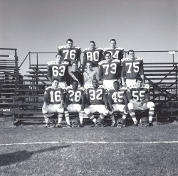 1963 AFL All Star Game, Dallas Texans
