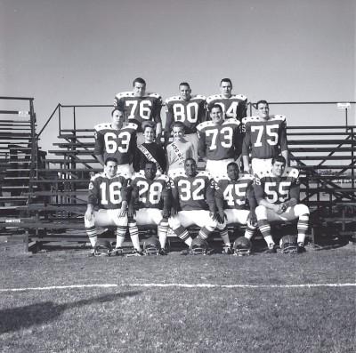1963 AFL All Star Game, Dallas Texans