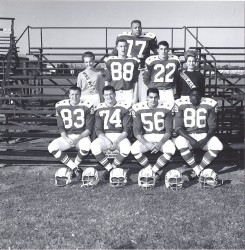 1963 AFL All Star Game, San Diego Chargers