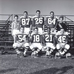 1963 AFL All Star Game, Denver Broncos