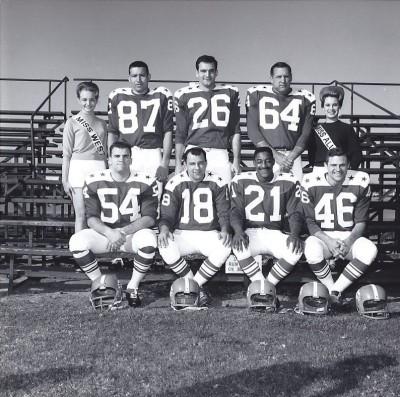 1963 AFL All Star Game, Denver Broncos