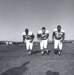 1964 AFL All-Star Game, Paul Lowe, Keith Lincoln, Clem Daniels