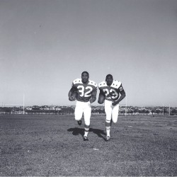 1964 AFL All-Star Game, Clem Daniels, Paul Lowe