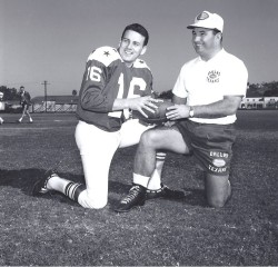 1963 AFL All Star Game, Len Dawson, Hank Stram