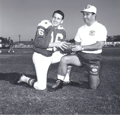 1963 AFL All Star Game, Len Dawson, Hank Stram