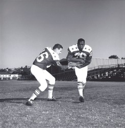 1963 AFL All Star Game, Len Dawson, Abner Haynes