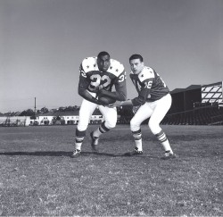 1963 AFL All Star Game, Curtis McClinton, Len Dawson