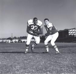 1963 AFL All Star Game, Curtis McClinton, Len Dawson