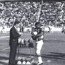 1964 AFL All-Star Game, Joe Foss, Clem Daniels