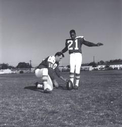 1963 AFL All Star Game, Frank Tripucka, Gene Mingo