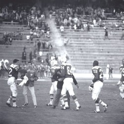 1964 AFL All-Star Game, Keith Lincoln, Lance Alworth, Art Powell, Paul Lowe