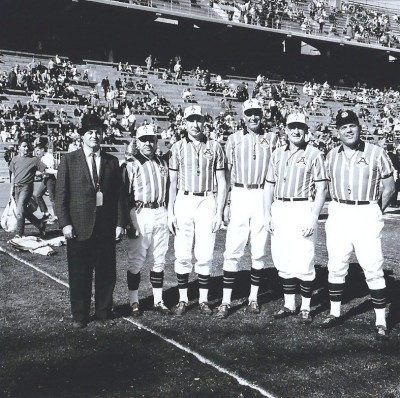 1963 AFL All Star Game, Referees