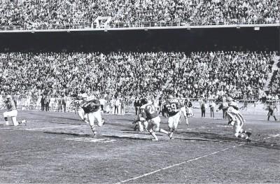1963 AFL All Star Game, Emil Karas