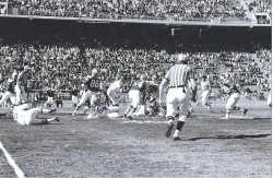 1963 AFL All Star Game, Keith Lincoln