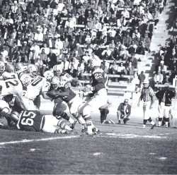 1964 AFL All-Star Game, Clem Daniels
