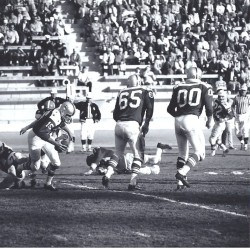 1964 AFL All-Star Game, Tom Flores