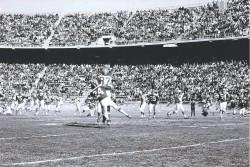 1963 AFL All Star Game, Fred Williamson, Charlie Hennigan