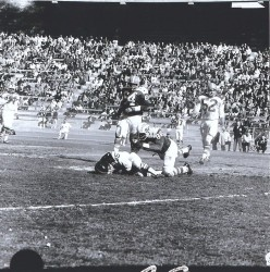 1963 AFL All Star Game, Earl Faison