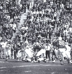 1964 AFL All-Star Game, Paul Lowe