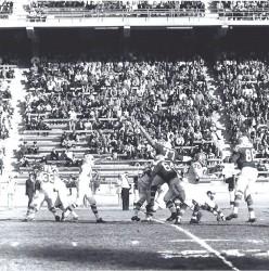 1964 AFL All-Star Game, Babe Parilli