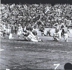 1963 AFL All Star Game, Curtis McClinton