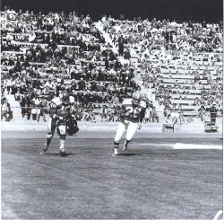 1963 AFL All Star Game, Fred Williamson, Dave Grayson