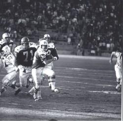 1964 AFL All-Star Game, Lance Alworth