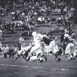 1964 AFL All-Star Game, Tobin Rote