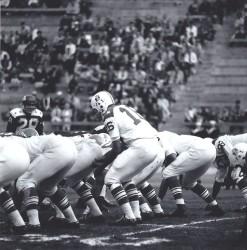 1964 AFL All-Star Game, George Blanda, Johnny Robinson