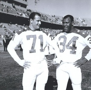1963 AFL All Star Game, Tom Sestak, Cookie Gilchrist
