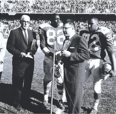 1963 AFL All Star Game, Earl faison, Curtis McClinton
