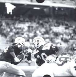 1964 AFL All-Star Game, Lance Alworth