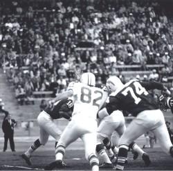 1964 AFL All-Star Game, Bob Dee, Ron Mix