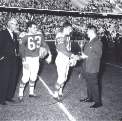 1964 AFL All-Star Game, Arch Matsos, Keith Lincoln