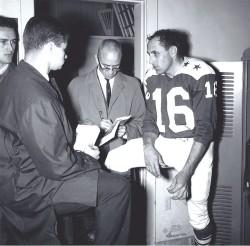 1964 AFL All Star Game, Cotton Davidson