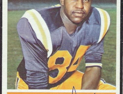 AFL Legend, Art Powell